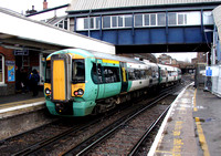 Southern, 377212, Clapham Junction