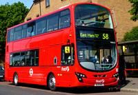 Route 58, First London, VN36125, BJ11DVG