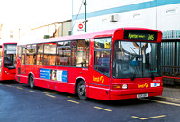Route 245, First London, DML41325, V325GBY, Golders Green