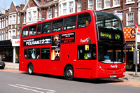 Route 179, First London, DN33350, SN58CFV, Gants Hill