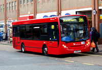 Route 386, Selkent ELBG 36030, LX58CCV, Woolwich