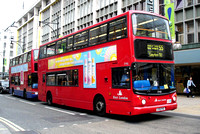 Route 55, East London ELBG 17413, LX51FHZ, Oxford Circus
