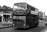 Route 148, London Transport, DMS2021, KJD21P, Ilford