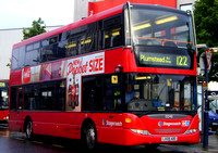 Route 122: Crystal Palace - Plumstead, Bus Garage