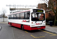 Route 327, Chalkwell, CAZ6604, Medway Hospital
