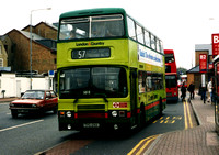 Route 57, London & Country, LR28, TPD128X, Kingston