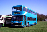 Arriva Southern Counties, M923PKN