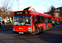 Route 225, London Central, LDP273, LX06EYT, Lewisham