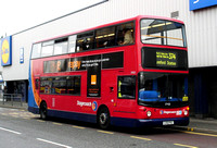 Route 374, Stagecoach London 17433, LX51FKG, Romford