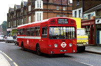 Route 208: Hayes Station - Hanwell Broadway [Withdrawn]