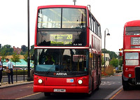 Route 20, Arriva London, DLA365, LJ03MWE, Loughton