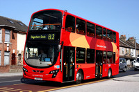 Route EL2, Go Ahead London, WVL340, LX59DDZ