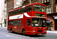 Route 24, Arriva London 158, H158XYU