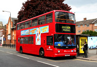 Route 104, East London ELBG 18462, LX55EPL, Manor Park