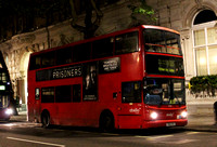 Route N381, Abellio London 9744, YN51KVA, Trafalgar Square