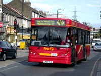 Route W19, First London, DMC41514, LK03NGG