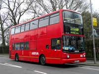 Route 689: West Norwood - Burntwood School [Withdrawn]
