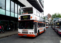 Route 42X, Finglands 1773, N135YRW, Manchester