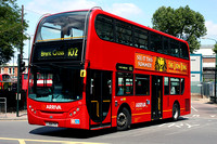 Route 102, Arriva London, T1, LJ08CVS