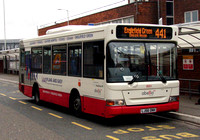 Route 441: Englefield Green - Heathrow Central (NON TFL Route)