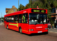 Route 402, Arriva Kent & Sussex 3262, R262EKO, Bromley