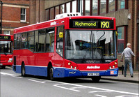 Route 190, Metroline, DM964, LK58CRV, Richmond