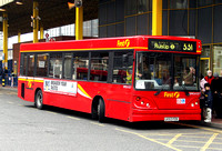 Route 331, First London, DMC41537, LK53FDV, Uxbridge