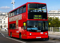 Route 59, Arriva London, DLA165, V365DGT, Waterloo