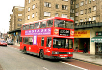 Route 349, South London Buses, T333, KYV333X, Streatham