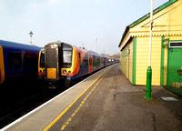 South West Trains, 450037, Alton