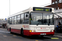 Route 441, Travel Surrey, DP717, S517JJH, Heathrow
