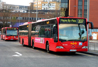 Route 207, First London, EA11040, LK54FKX