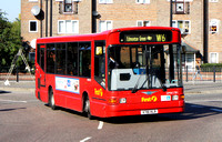 Route W6, First London, DM41781, X781HLR, Edmonton Green