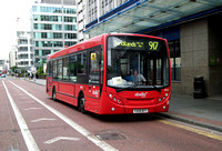 Route 917: Sandilands, Park Hill Rise - Croydon Town Centre [Withdrawn]