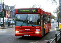 Route 318, Arriva London, PDL48, X248PGT, Tottenham