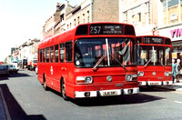 Route 257: Hounslow, Bus Station - Beavers Lane [Withdrawn]