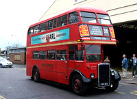 Route 38A, London Transport, RTL139, KGK803, Leyton Garage