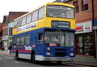 Route 422, Boroline London 921, F101TML, Bexleyheath