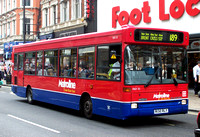 Route 189, Metroline, DLD32, R132RLY, Oxford Street