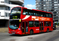 Route 466, Arriva London, DW5, LJ03MWV, Croydon