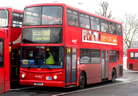 Route 157, Abellio London 9754, YN51KVL, Crystal Palace