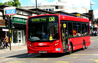 Route 138, Metrobus 159, YX60FVB, Bromley