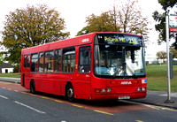 Route 255, Arriva London, DWL6, Y806DGT, Pollards Hill
