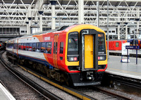 South West Trains, 159108, London Waterloo