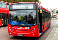 Route 323, Stagecoach London 36367, LX59ECW, Mile End