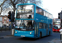 Training, Arriva London, DLA26, S226JUA, Turnpike Lane