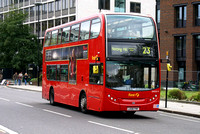 Route 23, First London, DN33513, LK08FMV, St Pauls