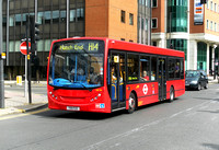 Route H14, Transdev, DE96, YX11FZZ, Harrow