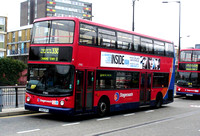 Route 330, Stagecoach London 17082, T682KPU, Canning Town