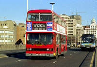 Route 214, London Northern, T578, NUW578Y, London Bridge
